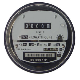 Socket mounted single phase wireless energy meter / digital electricity meter